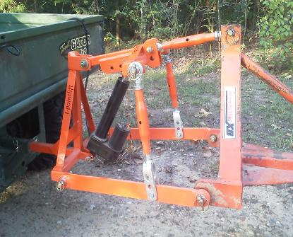 ATV UTV T-Point Lift Three Point Hitch for ATV's and Utility Vehicles