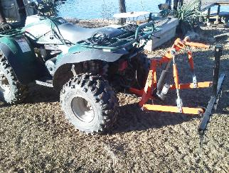ATV T-Point Lift 3 Point Hitch
