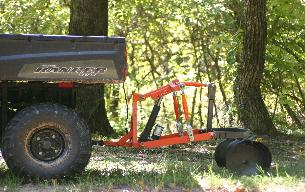 Three Point Hitch for Polaris Utility Vehicles- ATV UTV T-Point Lift